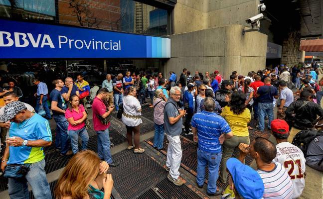Venezuela atrapa a las multinacionales españolas