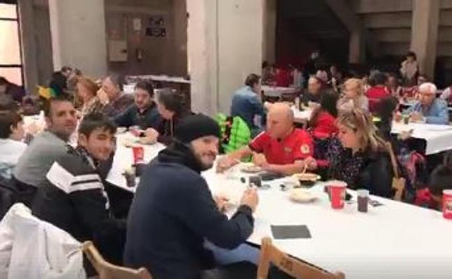 Vídeo: Así se hermanan la UDL y el Mirandés