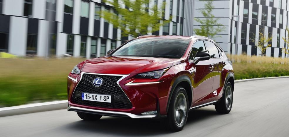 Lexus lanza su ofensiva en España
