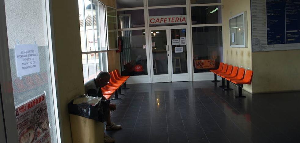 El PR+ critica que «no se sabe nada del proyecto» de la estación de Calahorra