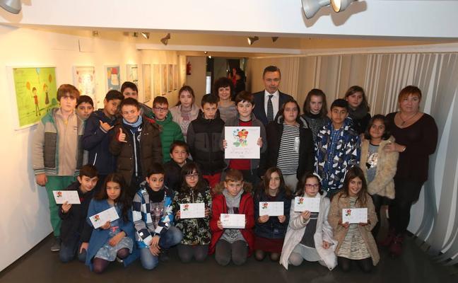 El CEIP Nuestra Señora de la Vega de Haro gana el concurso del Día de la Infancia