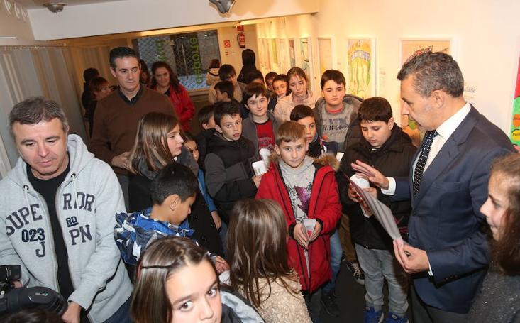 Exposición del concurso de carteles