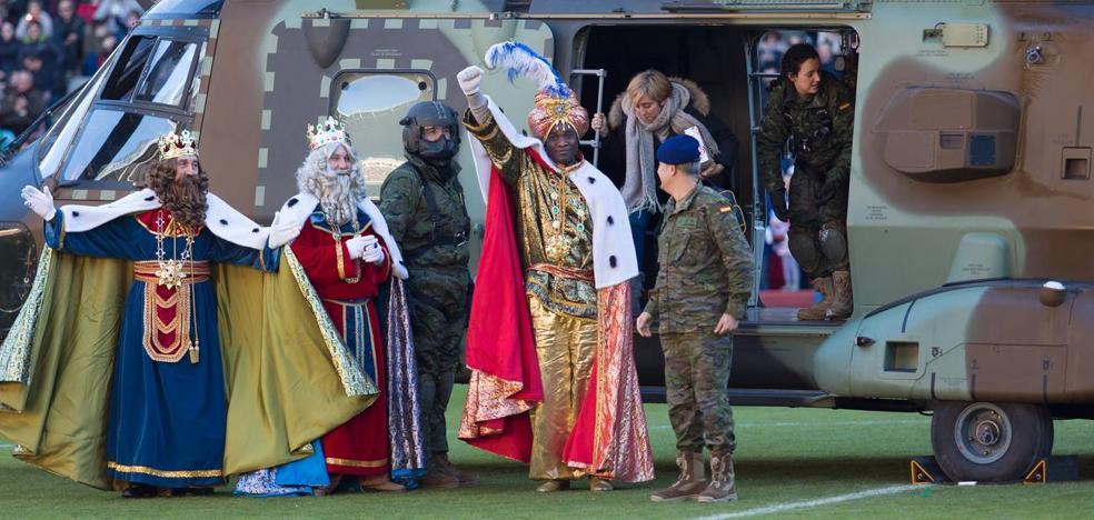Los Reyes Magos buscan voluntarios