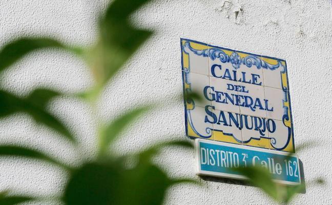 Piden un calendario para cambiar el nombre de 11 calles con momenclatura franquista de Logroño