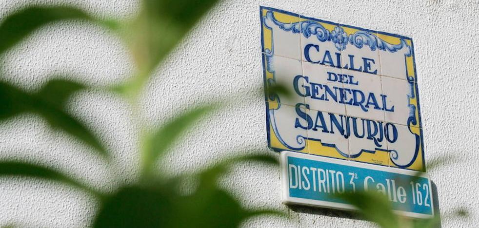 Calles franquistas: las once que quedan siguen «sin calendario»