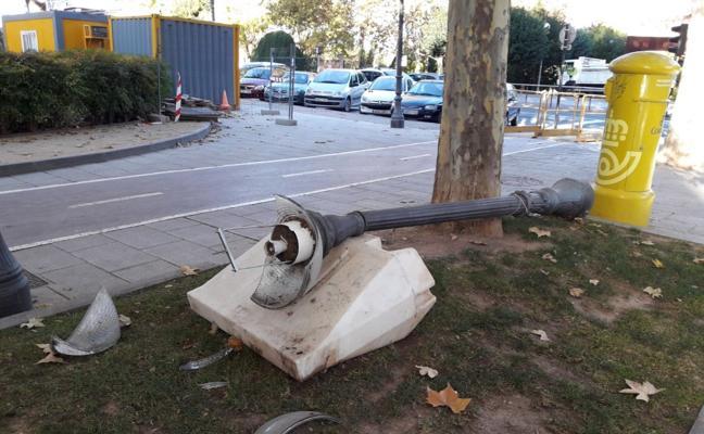 La Guindilla: «Al final, la farola se ha roto»