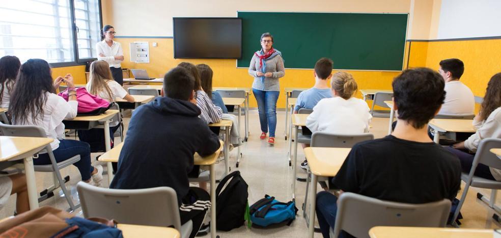 El informe PISA sitúa a los alumnos riojanos en la media en trabajo en equipo
