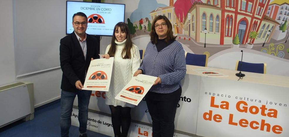 Presentan la VIII edición de 'Diciembre en Corto'