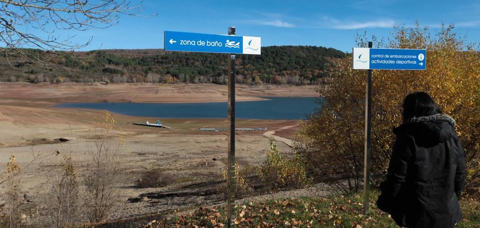 La sequía deja la producción hidroeléctrica de La Rioja en su nivel más bajo del último lustro