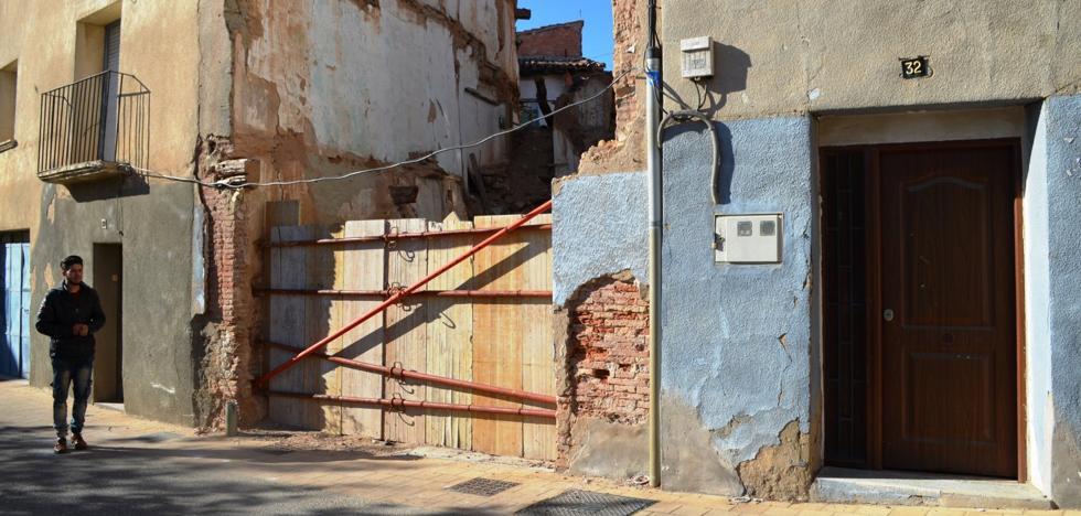 Urbanismo demolerá tres nuevos inmuebles en ruina del casco antiguo