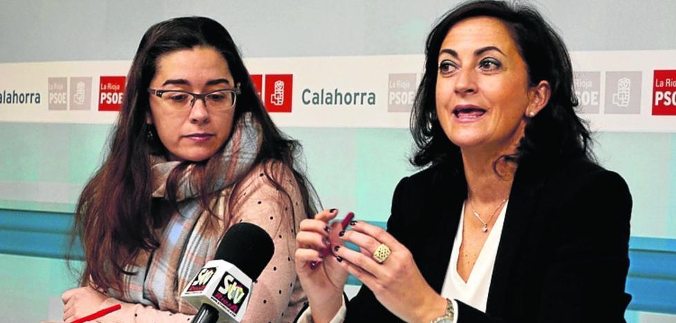 El PSOE pide para Calahorra un centro de Formación Profesional,la variante este y la 'intermodal'