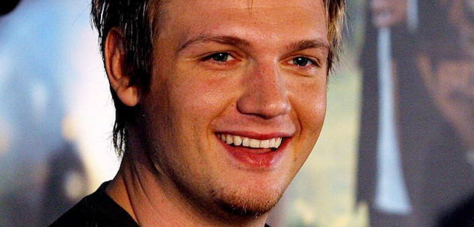 Acusan de violación a Nick Carter, miembro de los Backstreet Boys