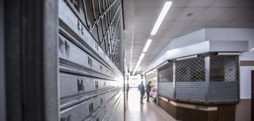 El Mercado de Murrieta acelera estos días su desalojo definitivo tras 44 años de actividad