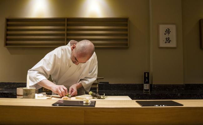 'Kiro', la primera estrella Michelin para la cocina logroñesa