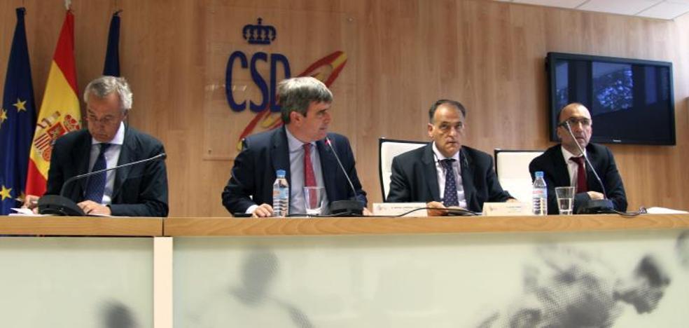 La deuda del fútbol con Hacienda desciende a los 200 millones de euros