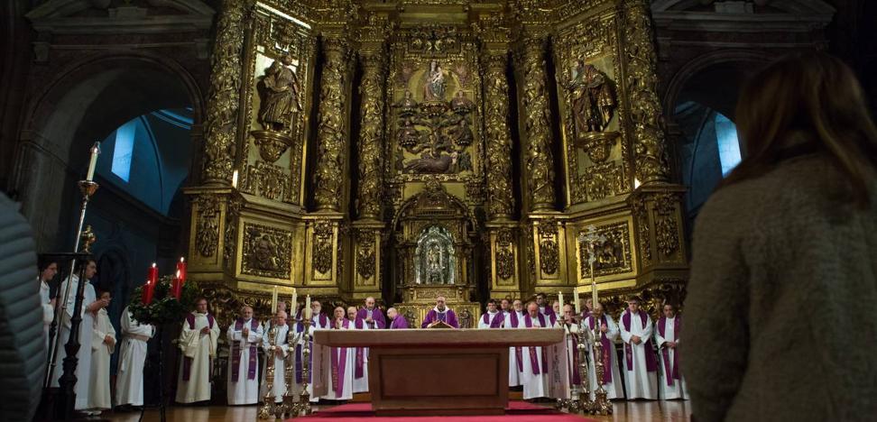 La oposición aprueba pedir un listado de los bienes de la Iglesia en La Rioja