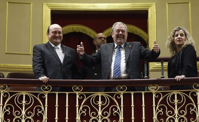 El Congreso aprueba la renovación del cupo vasco más contestado de la democracia