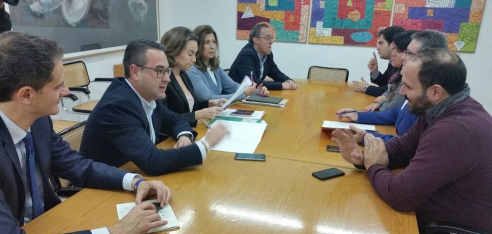 Hay presupuestos: PP y Cs escenifican su acuerdo en Logroño