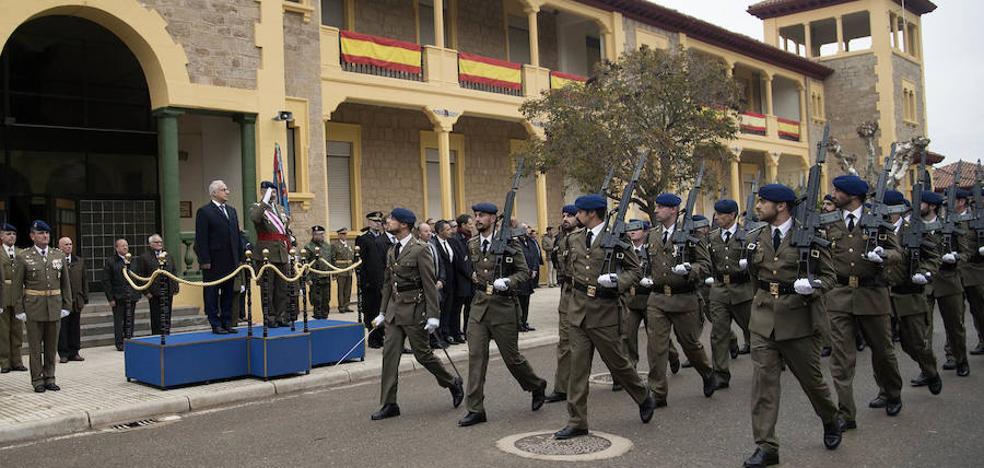 El batallón Bhelma III avanza para ser centro de simulación internacional