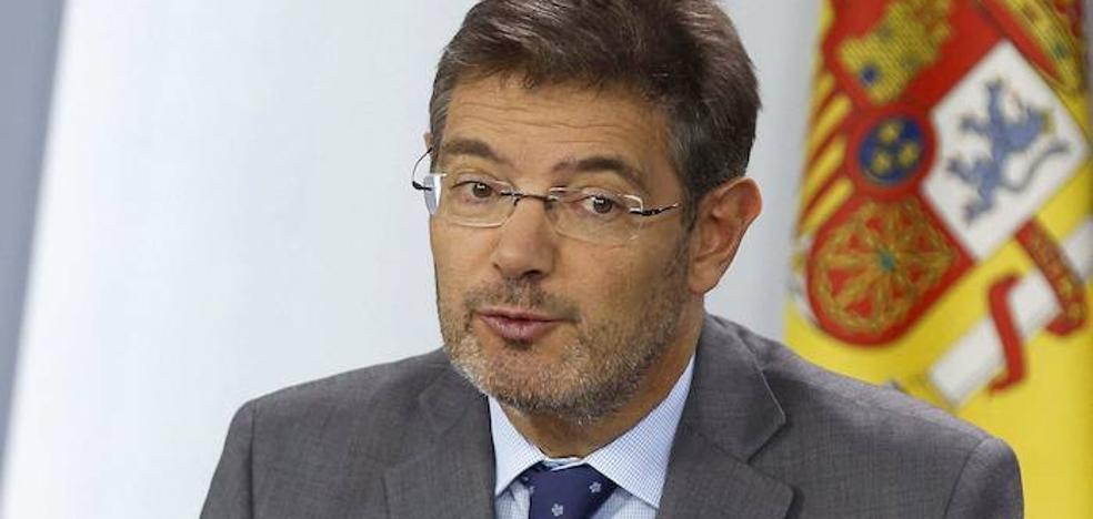 Catalá defiende que no tenía por qué consensuar el nombre del fiscal general con PSOE y C's