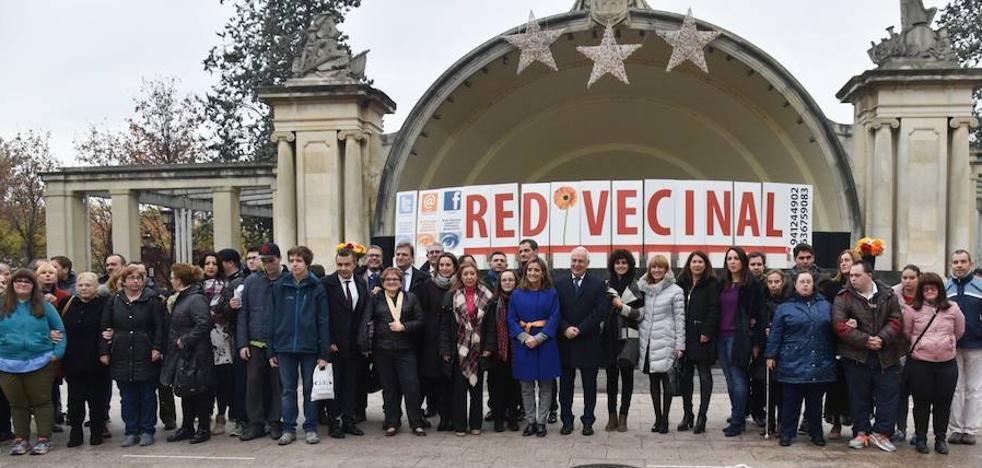 Ceniceros llama a la sociedad riojana a «romper barreras» contra la violencia