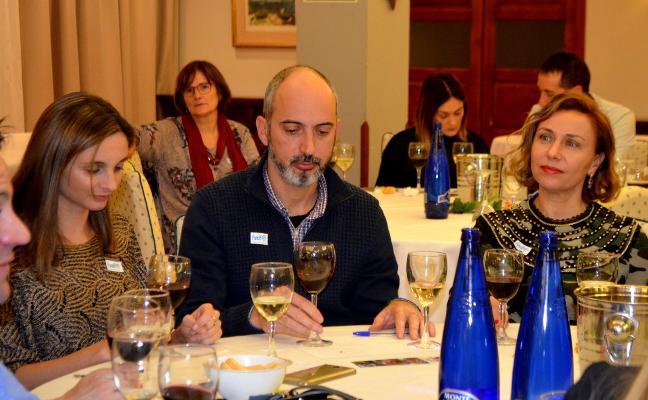 Vino y solidaridad en Calahorra