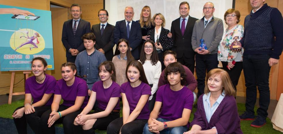 La Delegación del Gobierno entrega sus premios 'Meninas'