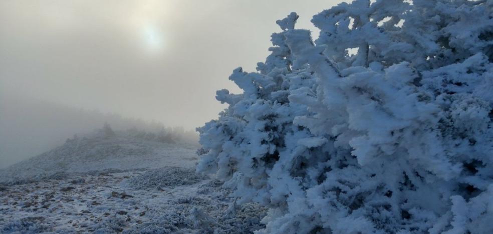 Primeros ensayos de invierno