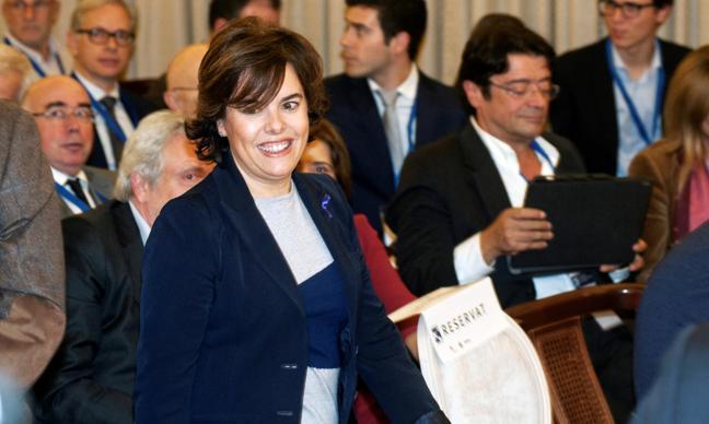Santamaría explicará la injerencia rusa en el Congreso el 14 de diciembre