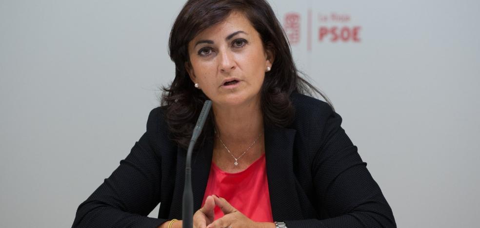 El PSOE exige al Gobierno un diagnóstico real de las necesidades hídricas de La Rioja