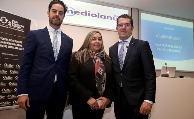Banco Mediolanum opera ya en La Rioja