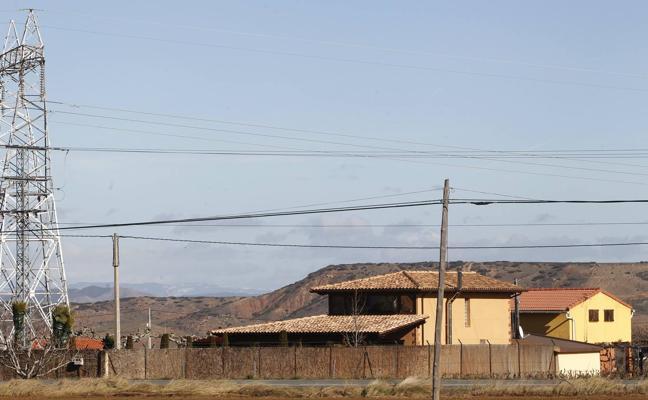 El TSJR desestima la pretensión de dos concejales de Villamediana de demoler las obras del chalé de Pedro Sanz