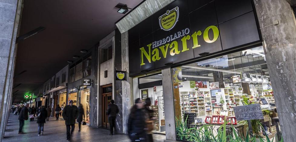 Desembarca en Logroño un gigante de la alimentación ecológica