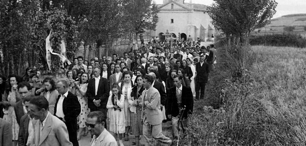 La Retina: romería en Santa Lucía de Ocón