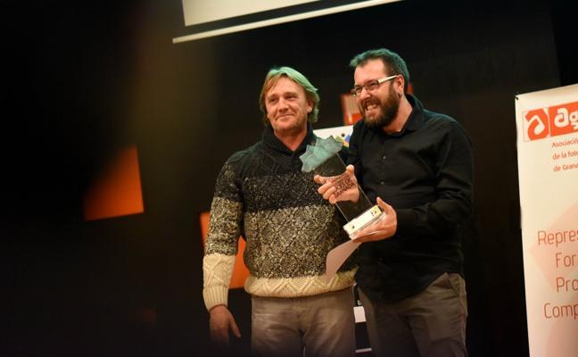 El videógrafo Tomás Cristóbal gana por segunda vez el Premio 'Luces de Granada'