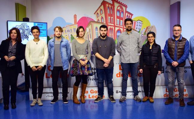 Las becas 'Inicia' premian al diez artistas