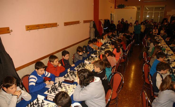 XIV abierto de ajedrez Ribera del Ebro en Cervera