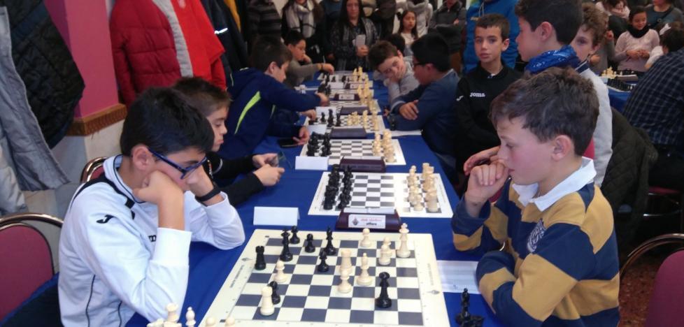 Jornada de ajedrez en Cervera