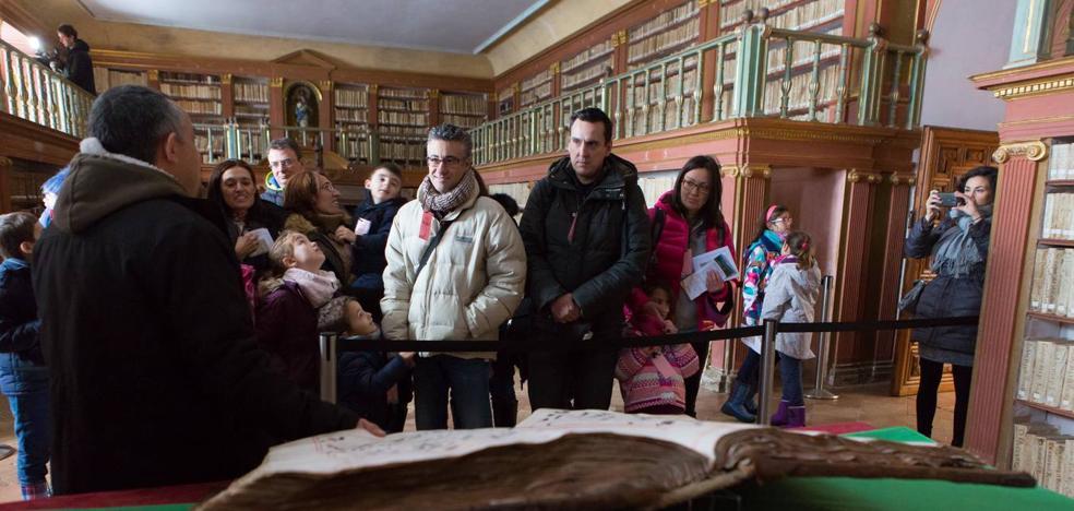 San Millán cumple veinte años en la lista del patrimonio mundial