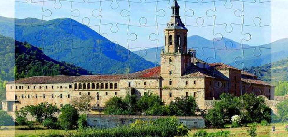 Ya tenemos ganadores del concurso del puzzle de San Millán