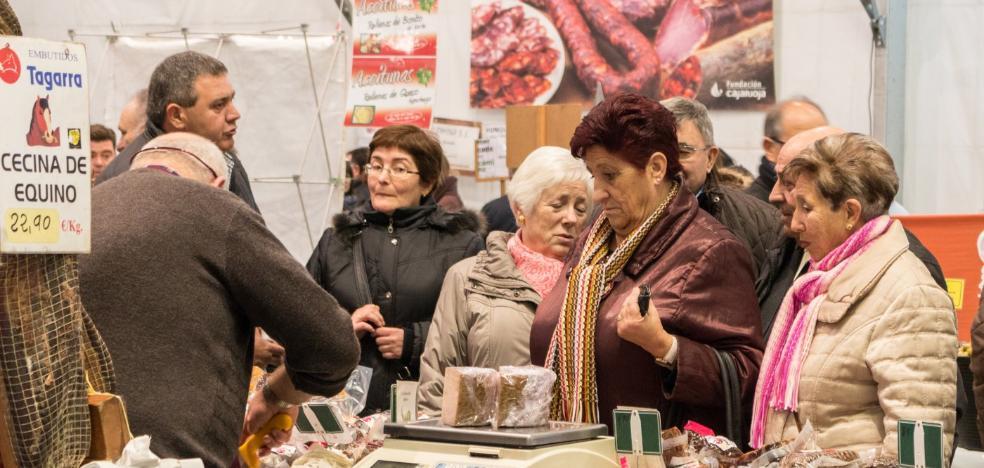 En puertas de las Ferias de la Concepción