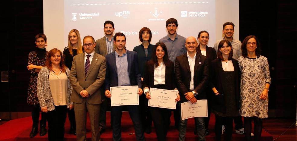 Una alumna de doctorado de la Universidad de Lleida gana 'Tesis en 3 minutos'