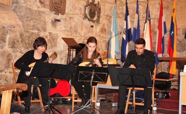 Clausura de los actos del XX aniversario de la declaración como Patrimonio de la Humanidad de los Monasterios de San Millán