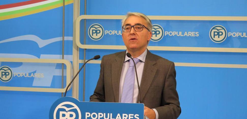 «El PSOE propone las viejas políticas que nos llevaron a la ruina»
