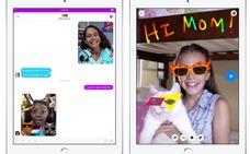 Facebook lanza Messenger para niños