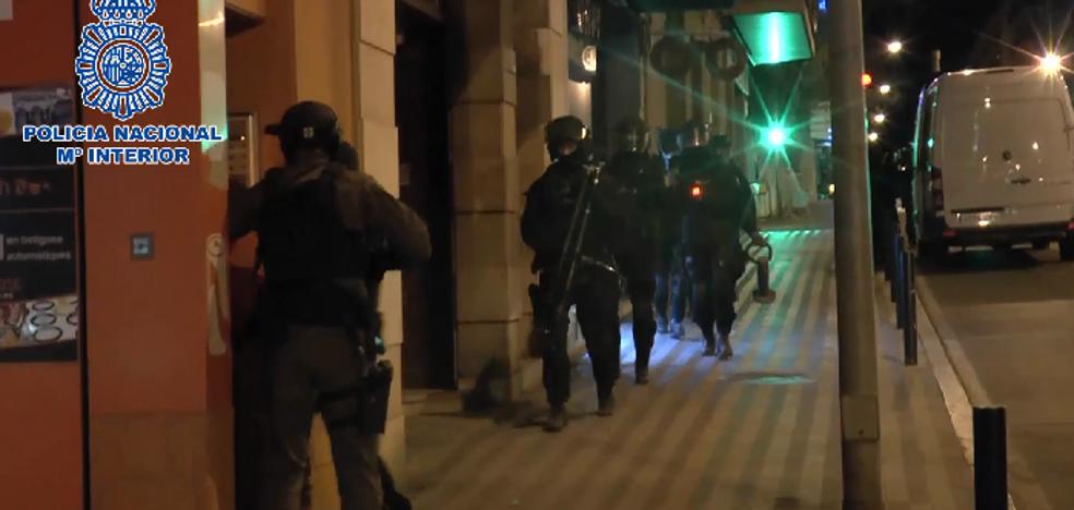 Tres detenidos por su pertenencia al Dáesh en Gerona y Madrid