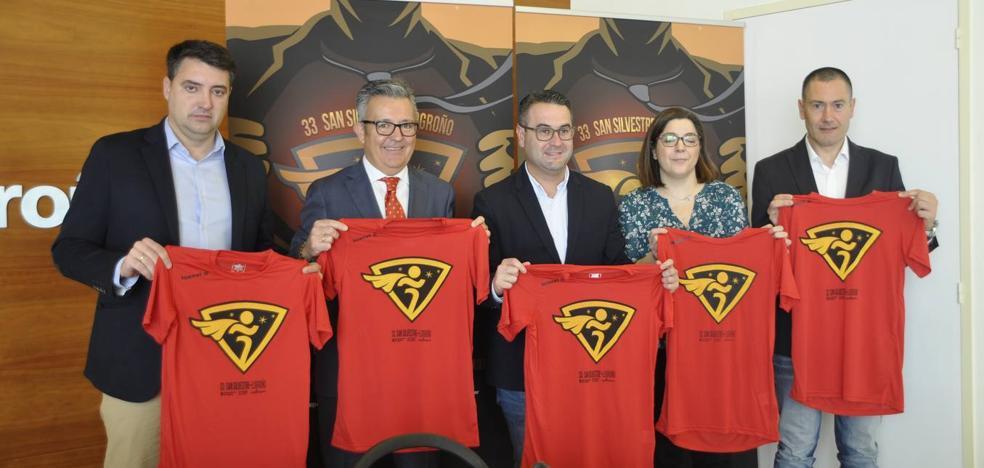 La San Silvestre logroñesa espera superar los 7.000 'Superhéroes'