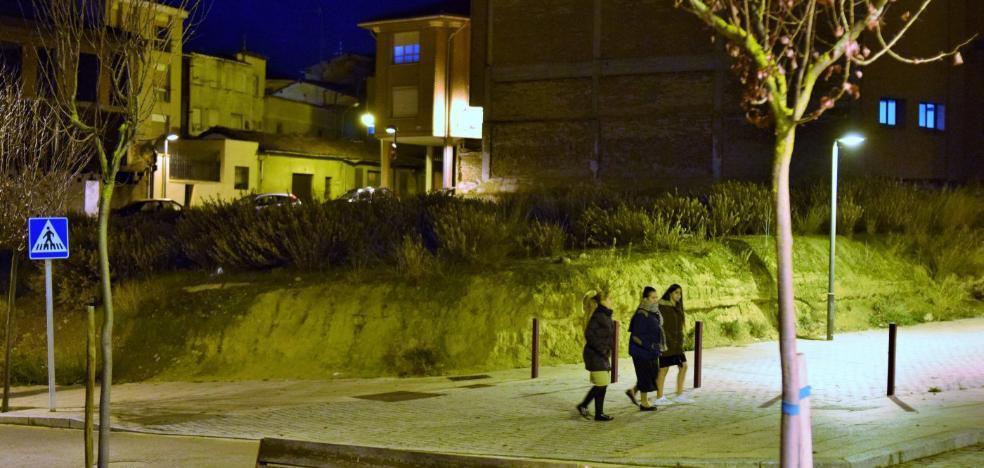 Haro anuncia la construcción de otro aparcamiento público en La Magdalena