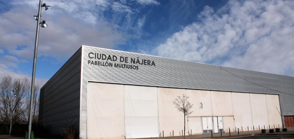 El pabellón ferial de la ciudad de Nájera estará videovigilado