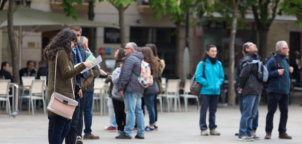 Cuatro de cada diez pisos turísticos en La Rioja se resisten a legalizarse